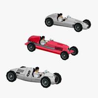 classic cars c 3d 3ds