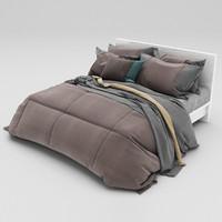 3d bed 33 model