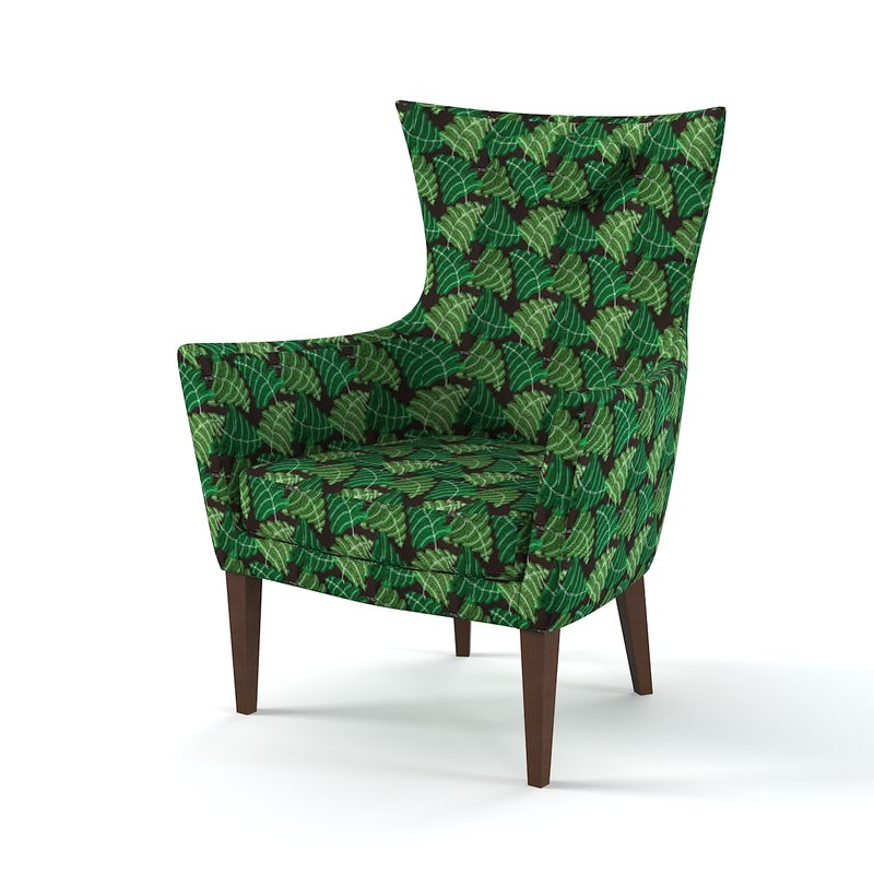 Ikea Stokholm chair wing armchair modern contemporary 0001.jpg