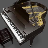 max grand piano