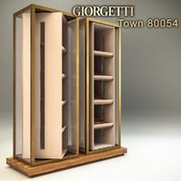3d giorgetti town 80054