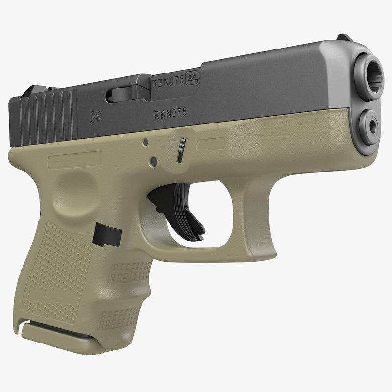 Glock 26 3d model 01.jpg