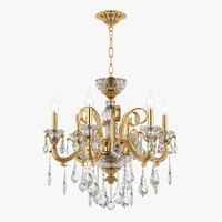 3d chandelier 788062 lusso osgona model