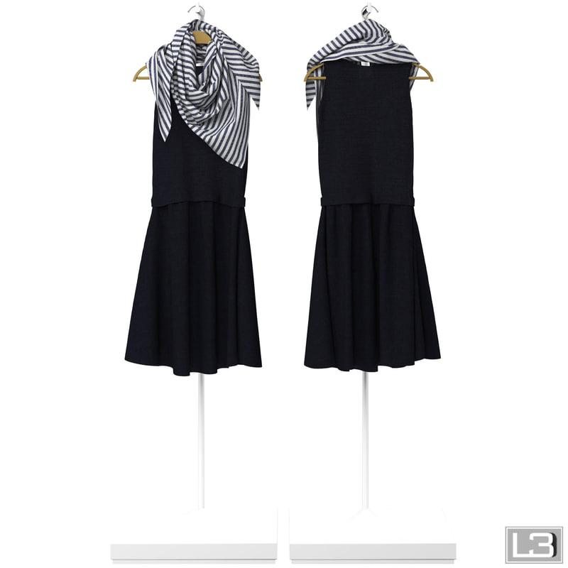 lucin3d_2015_woman dress on a hanger 07 01_thumbnail.jpg