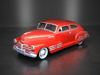 3ds max chevrolet 1948