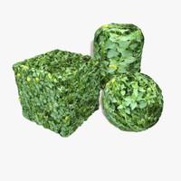 Weeds Seamless Texture
