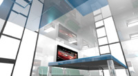 3ds max future home office design