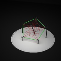 3d model playground play ground