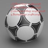 Soccer Ball textures