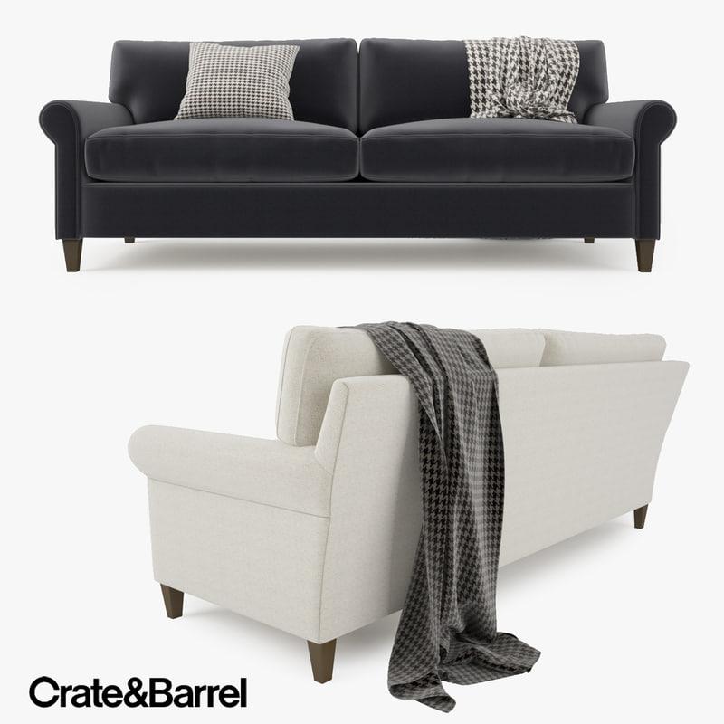 Crate and Barrel-Montclair 2-Seat Sofa-1.jpg