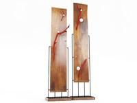 3dsmax wooden plank decoration