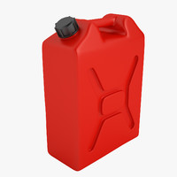 Jerry Can Plastic 05