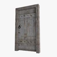 medieval door max
