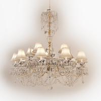 ralph lauren chandelier 3d max