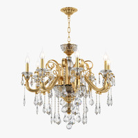 chandelier 788082 lusso osgona 3d max