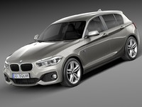 BMW 1-Series 5-door M Package 2016