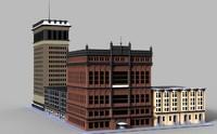 block city street 3ds
