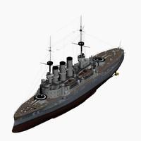 battleship deutschland class imperial max