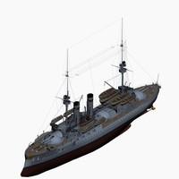 battleship brandenburg class imperial max