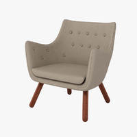 Finn Juhl Poet Chair