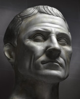 roman busts 3d model