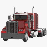 c4d truck generic