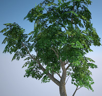 gaming tree 3d max