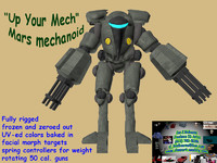 """Up Your Mech"