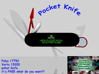 pocket knife max free