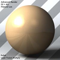 Particle Wood Shader