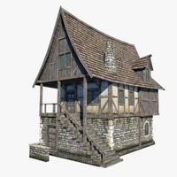 Fantasy House 03