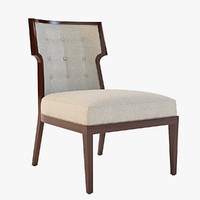 atelier dining chair 3d max