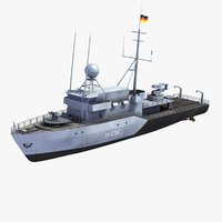 3d model ensdorf minesweeper