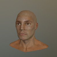 3d head mobile marmoset
