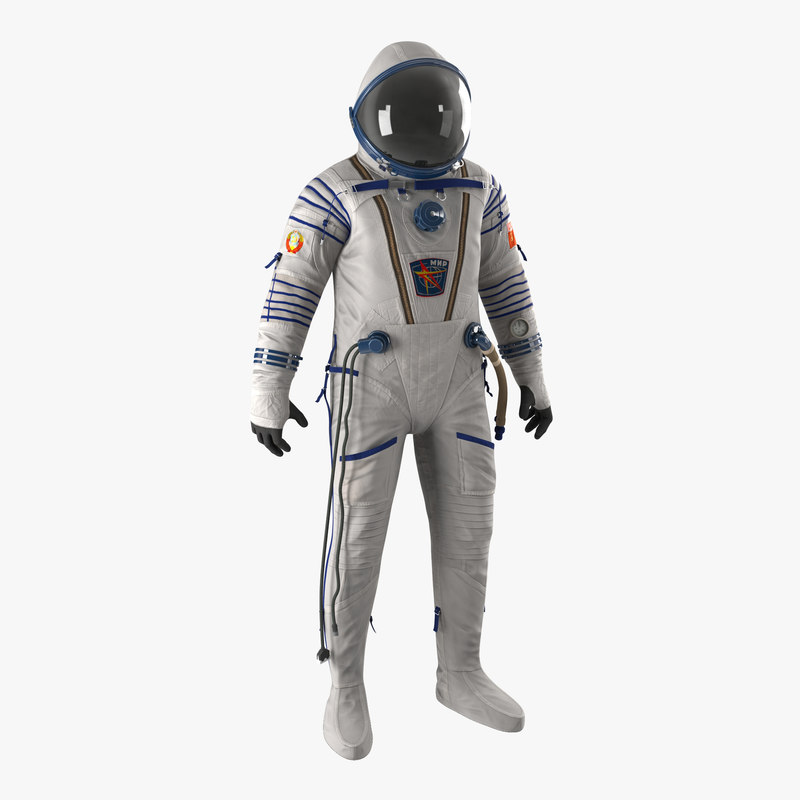 Russian Space Suit Sokol KV2 Rigged 3d model 01.jpg