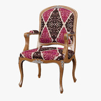 3d modenese gastone chair 12506