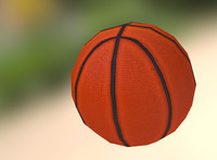 fbx basketball ball