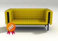 free modelled ligne roset 3d model