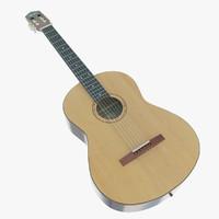 maya acoustic guitar