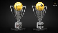 3d model turkey s champions cup