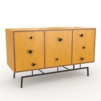 3d butterfly cabinet chris lehrecke