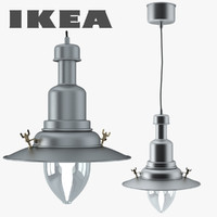 3d ottava pendant light ikea