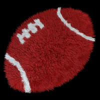 carpet soccer 3d model