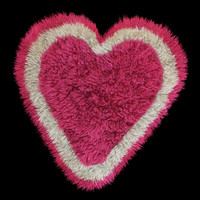 3d model carpet heart