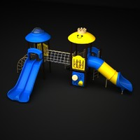 3d playground outdoor play