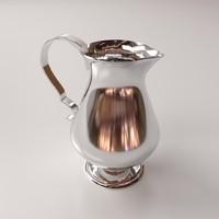 cream jug 3d 3ds