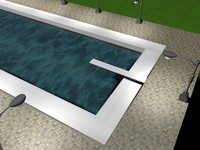 cinema4d expensive pool