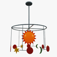 Kids  Room Chandelier