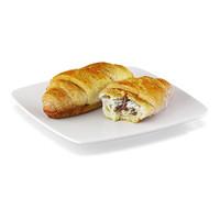 3ds max croissant filling
