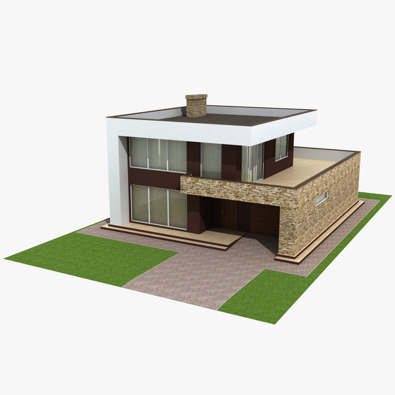 Large Contemporary House Plans Large Best Home And